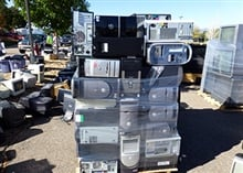 Computer/Electronics Recycling and Paper Shredding