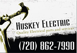 Huskey Electric image