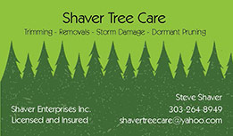 Shaver Tree Care image