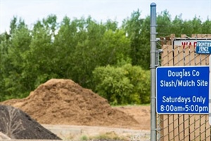 Slash-mulch Site Open