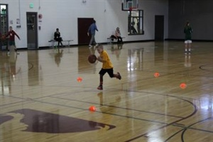Youth Basketball Classes