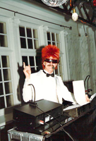 Dave Long - DJ for Highlands Ranch party in the Mansion